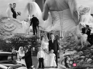BerthasFoto.Collage.Bryllup